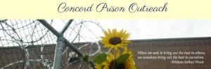 Concord Prison Outreach logo