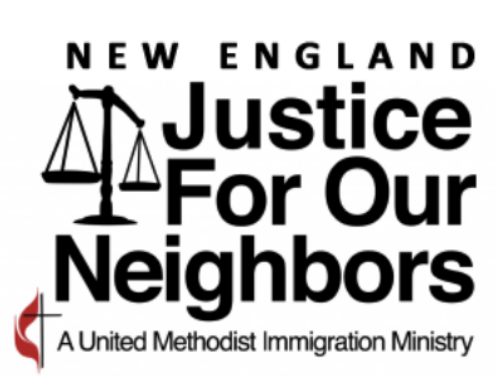 Image: Justice for our neighbors logo
