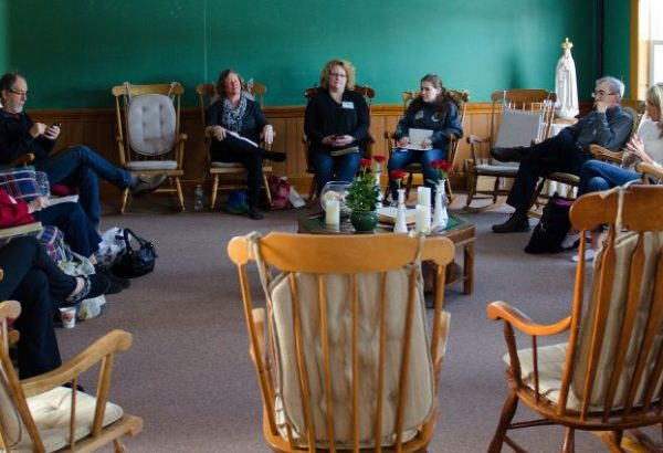 Photo:Praying the Psalms Retreat