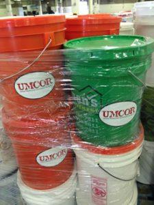 Photo:UMC Cleaning Bucket Kits